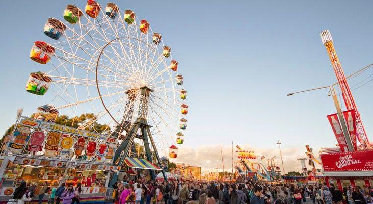 Exciting new segments amaze crowds : Royal Easter Show 2015