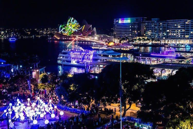 Ready, Set, Glow! One Week Untill Vivid Sydney