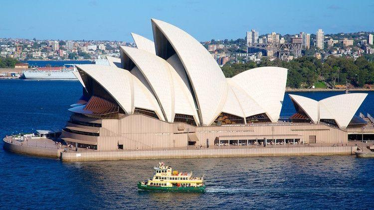 Sydney In Top Five Best Places In World To Visit