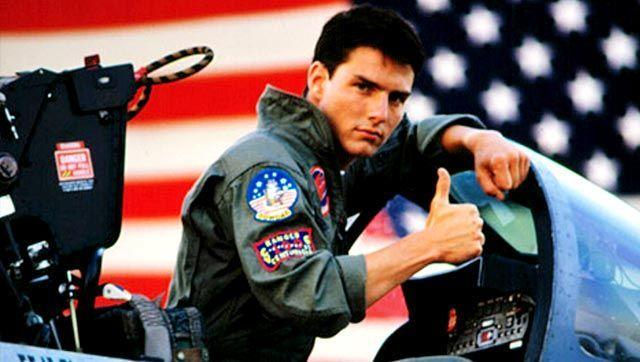 Tom Cruise eager 'to fly those jets again' for Top Gun 2