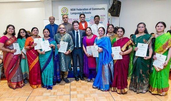 Honouring linguistic diversity : NSW
