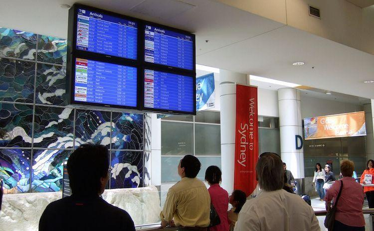 International Student Airport Welcome Desk Opens In Sydney