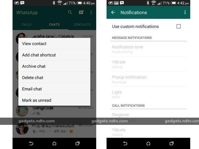 Have You Seen Whatsapp's Brand New Features?