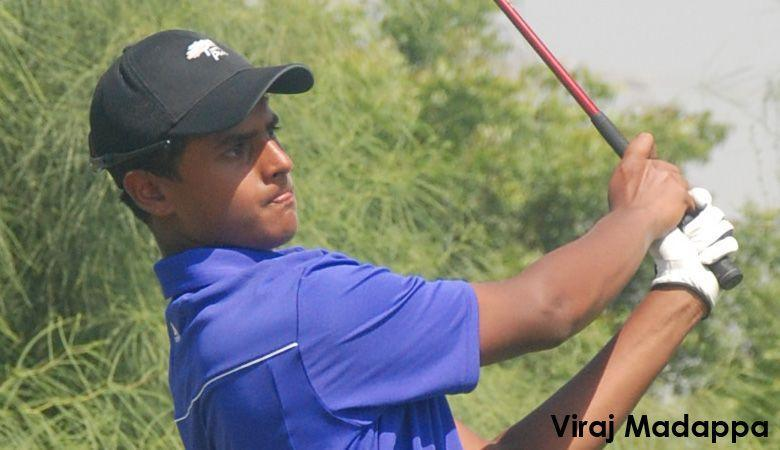 Viraj Madappa Becomes First Indian Golfer to Play in Porter Cup