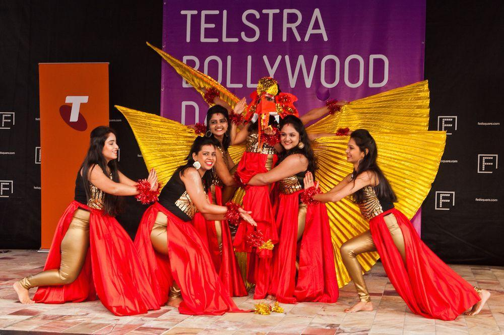 There was Masti in the Air at Telstra Bollywood Dance Competition 2015
