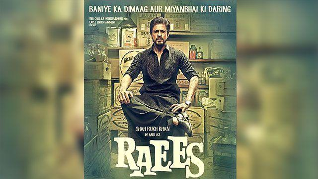 Shah Rukh Khan ties up with Eros, ensures wide release for Raees