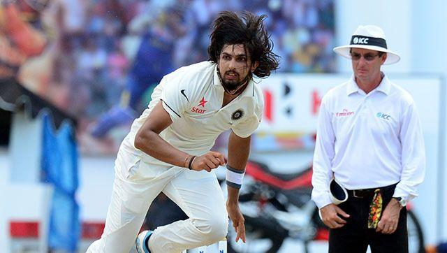Fit, consistent Ishant hits right chords in India's SL tour