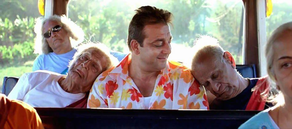 Sanjay's saga : Munnabhai actor's life will be presented in a compelling biopic