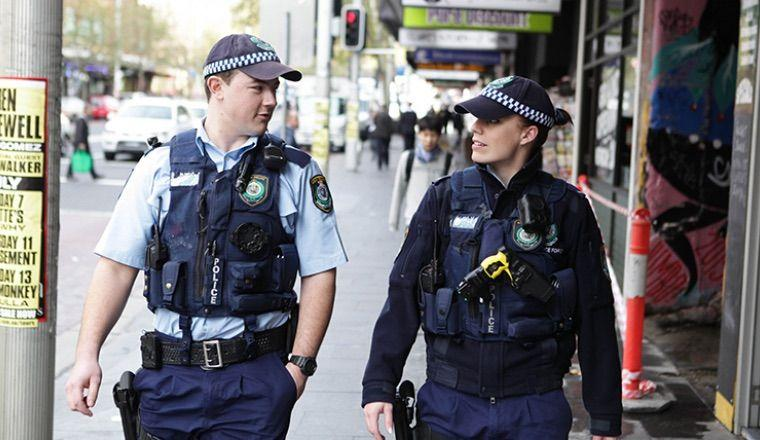 Effective Policing In NSW Pushes Down Crime