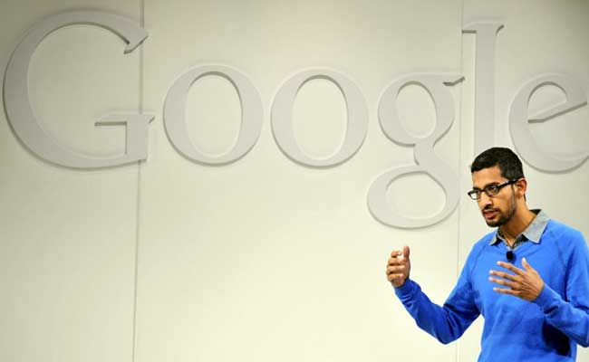 Sundar Pichai : A Leader With Users in Mind Will Take the Helm at Google