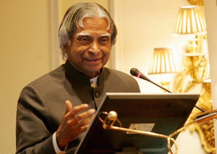 A.P.J Abdul Kalam : A Personal Perspective