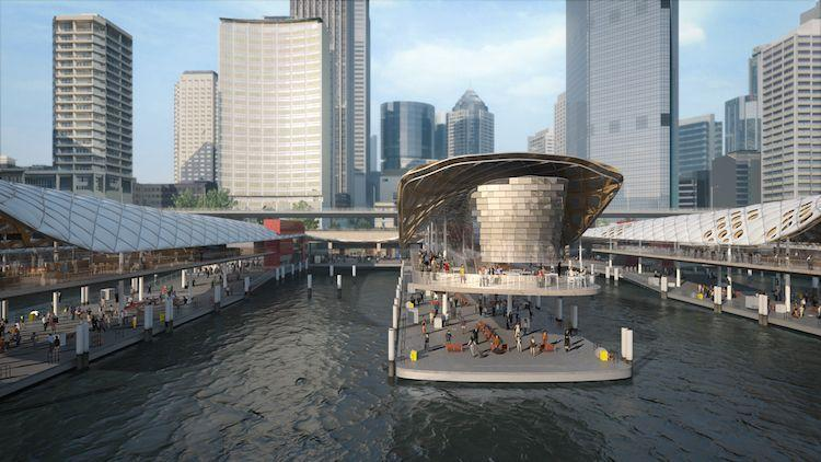 Makeover For The Jewel Of Sydney Harbour