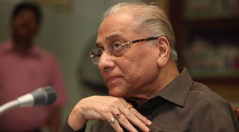 BCCI president Dalmiya rushed to hospital after chest pain