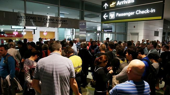 Delays at Sydney Airport as workers strike over conditions and pay