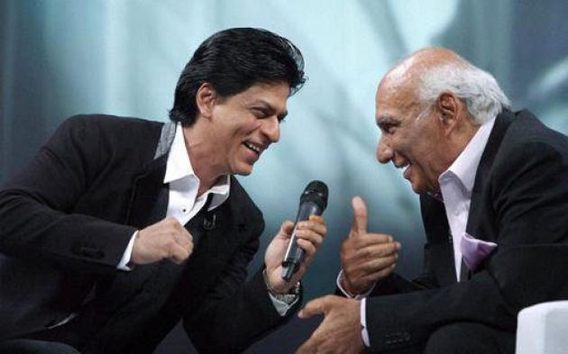 Shah Rukh Khan: Yash Chopra the Coolest Youngster I Ever Knew
