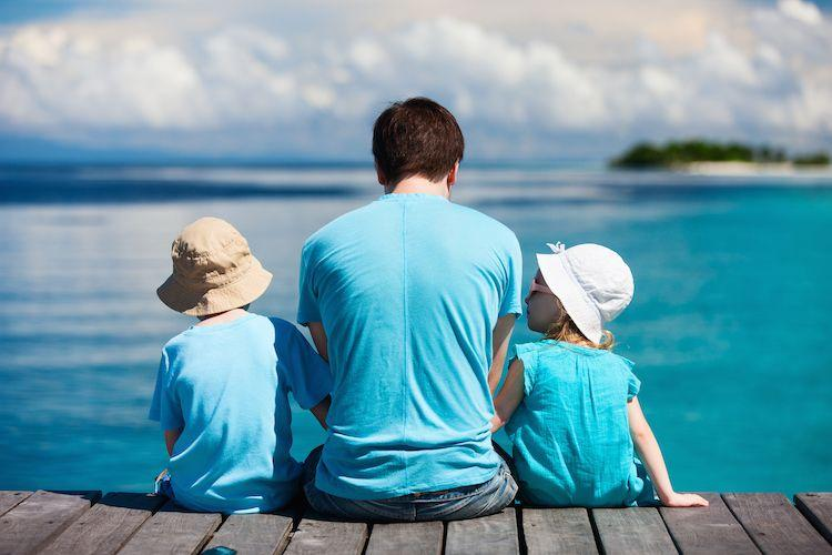 One father is more than a hundred Schoolmasters : Happy Father's Day