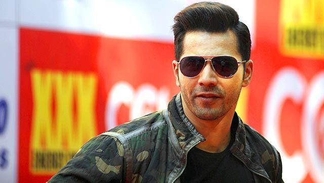Varun Dhawan's busy schedule makes him live out of a suitcase
