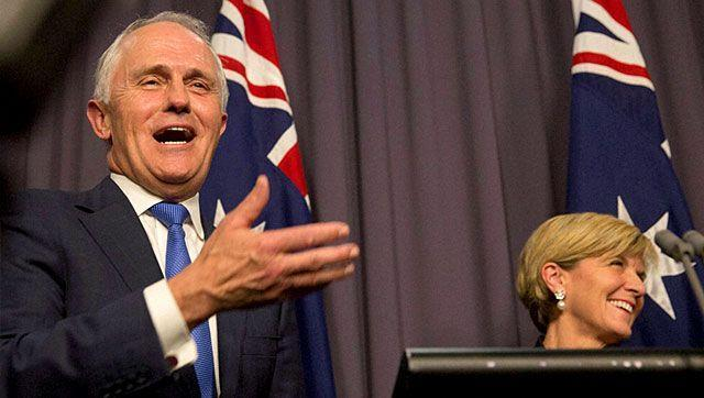 MALCOLM Turnbull will be Australia's 29th prime minister, wins Liberal leadership