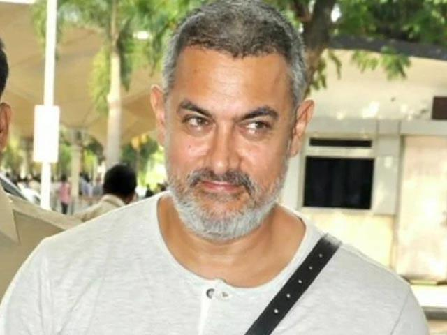 Aamir Khan's 95 Dangal Kilos Are Giving Him Real Trouble