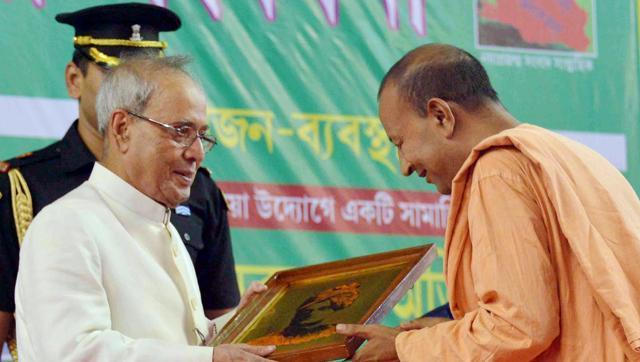 Country shouldn't give up 'humanism, pluralism': President Mukherjee