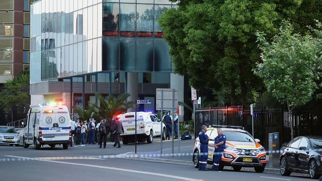 Update on Parramatta shooting incidents : NSW Police