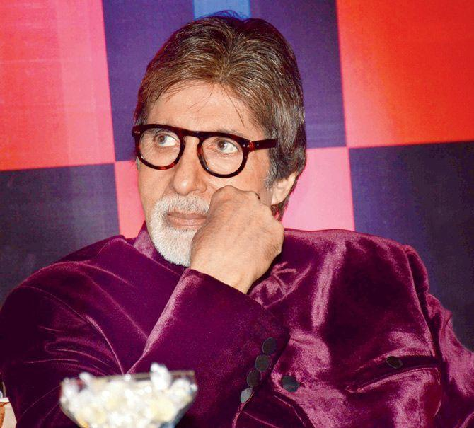 Big B: I went through two surgeries listening to music