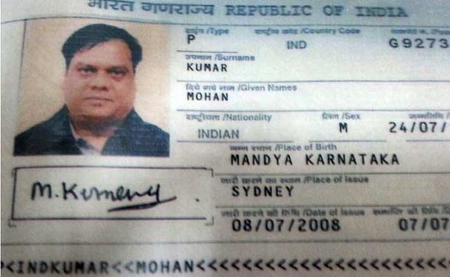 Underworld don Chhota Rajan held in Indonesia, govt confirms identity