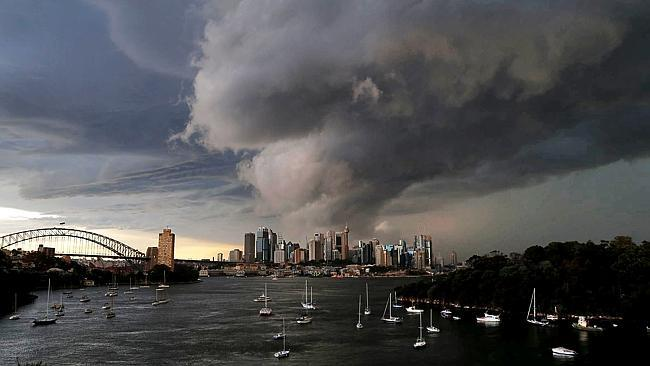 Sydney's top 10 storm-affected suburbs announced as SES says 'be prepared'