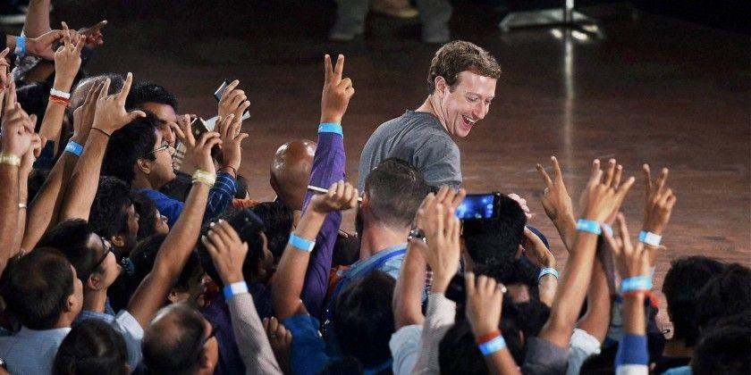 Mark Zuckerberg wants to give the world free internet, but India is having none of it