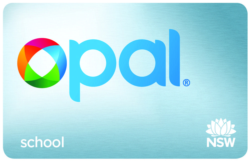 School Opal Cards Announced For 2016