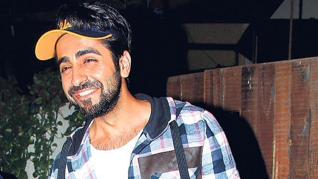 I lived illegally, slept in a car: Ayushmann Khurrana
