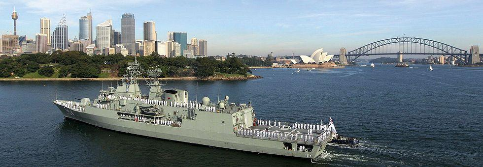 NSW Showcase Its Defence Industry