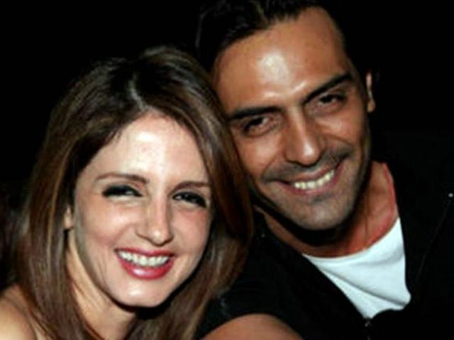 I am a single working mother: Sussanne Khan on marrying Arjun Rampal