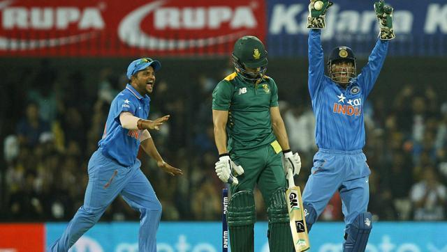 India level series, win 2nd ODI against South Africa by 22 runs
