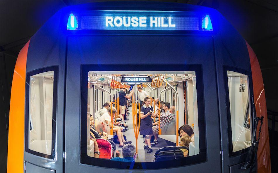 Hello, Sydney ! First Look Inside Our New Metro Train