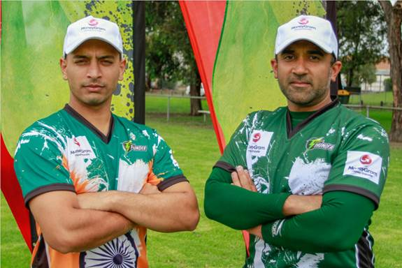 India and Pakistan to face off for national glory in MoneyGram Thunder Nation Cup Final