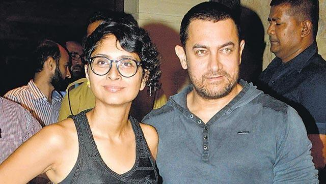 Intolerance issue: Wife suggested leaving India, says 'alarmed' Aamir