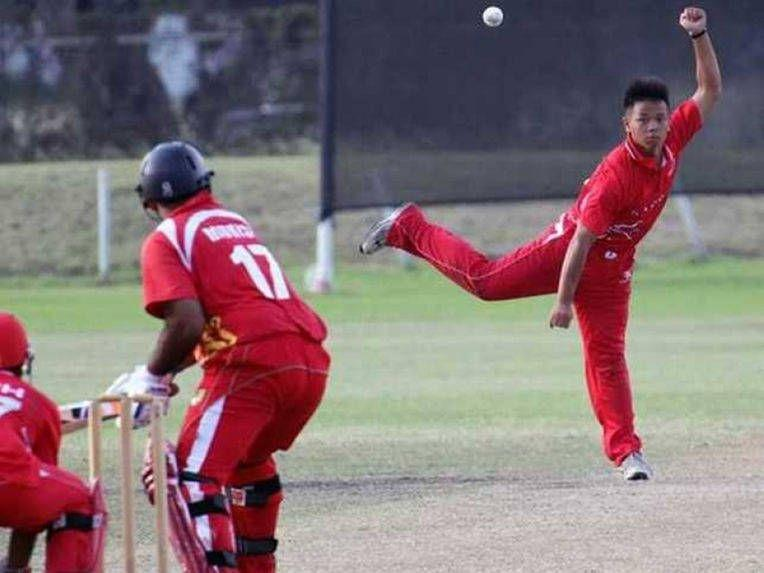Ming Li Becomes First Chinese Player to Play in Big Bash