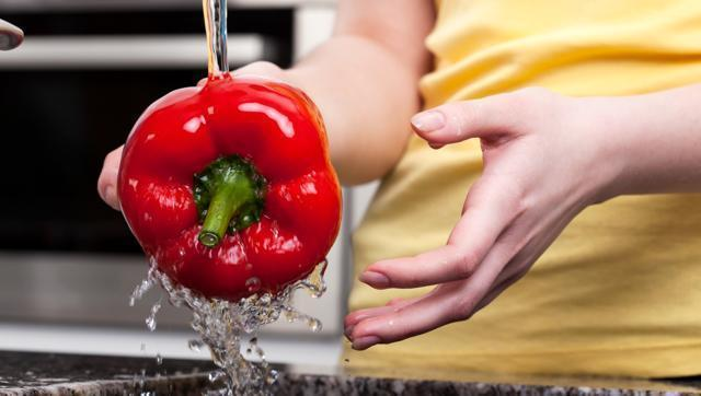 Cooking with tap water and salt? Your food could be toxic