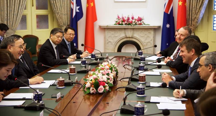 China Visit And Countering Violent Extremism