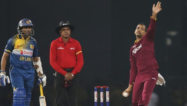 ICC suspends Sunil Narine for illegal bowling action