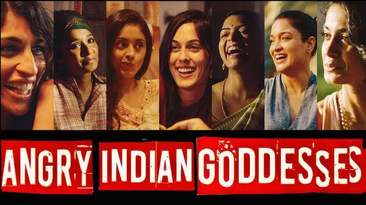 Censor Trouble for Angry Indian Goddesses Over Images of Kali