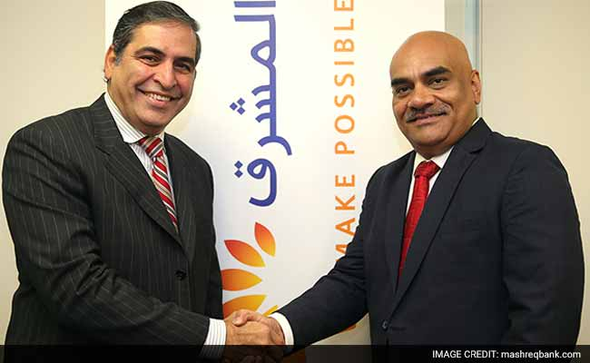 Indian Banker Appointed Head of Dubai-Based Mashreq's Banking Group
