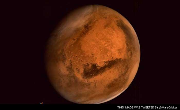 Scientists Crack Mystery of Mars' Missing Atmosphere