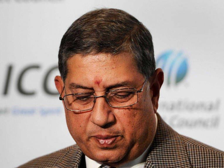 N. Srinivasan Removed as International Cricket Council Chairman, BCCI President Shashank Manohar to Fill in