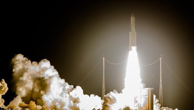India's latest communication satellite GSAT-15 launched successfully
