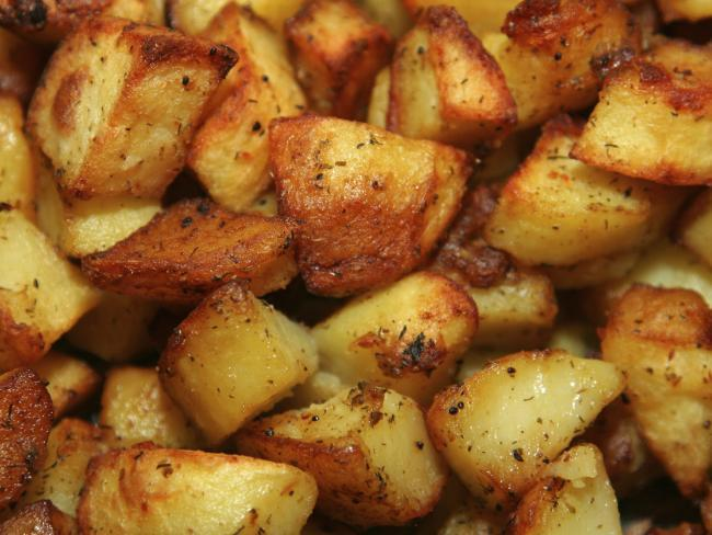 New study reveals crispier potatoes increases risk of cancer