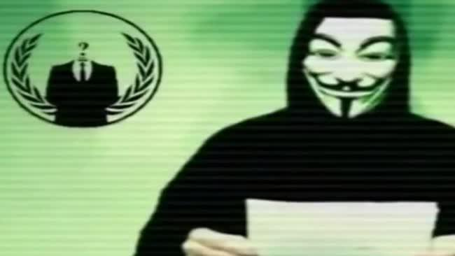 Anonymous declares 'war' on ISIS, vows cyberattacks following Paris attacks