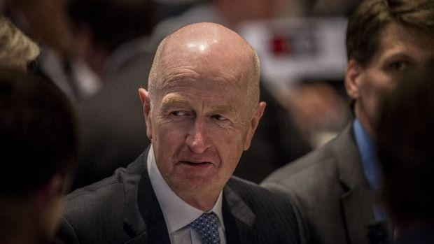RBA boss warns on foreign cash