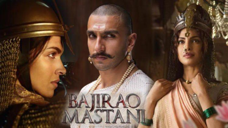 Watch : Bajirao Mastani Trailer: A Kingdom at War and a Heartbreaking Love Story
